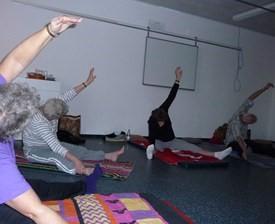 Open les bewegen voor senioren door Elsa Balàzs
